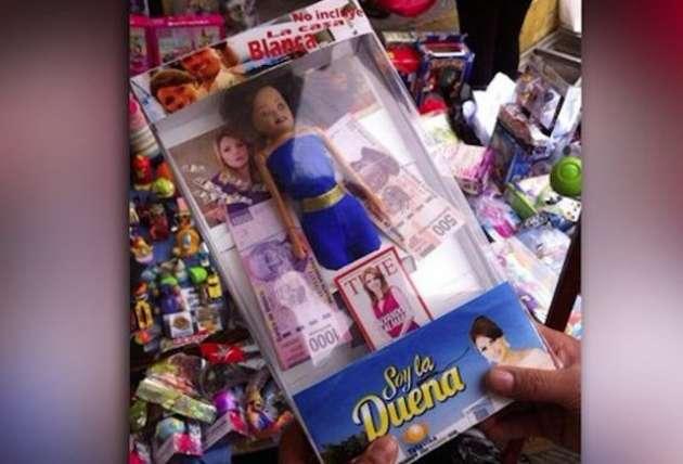 Por Día de Reyes, venden muñeca 'Soy La Dueña', pero 'no incluye Casa Blanca', advierten