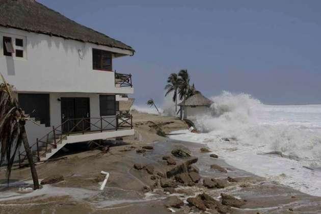 Cierre preventivo de playas en Nayarit y otros estados por retorno del 'Mar de Fondo'