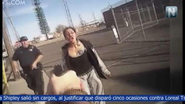 Mata a mujer que lo amenazó con tijeras